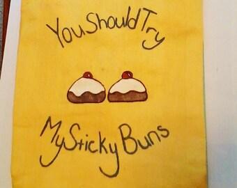 Sticky Buns (yellow)