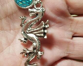 10 Pieces - Dragon Scale Necklaces Party Favors