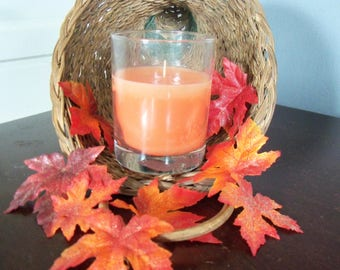 Harvest Scented Container Candle