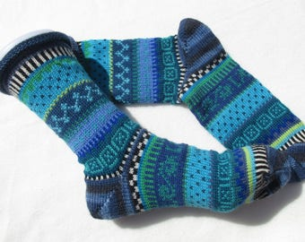 Pattern Socks Adra Gr. 39/40