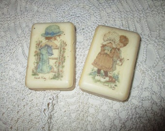 Permanent Picture Soap - Holly Hobbie - Holly Hobby Soaps (1970s)