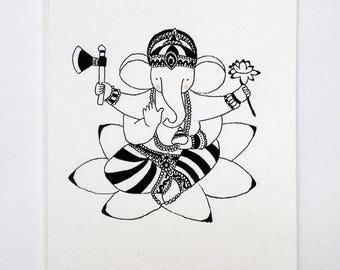 Ganesh - Hindu deity