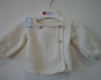 Off-white Cardigan 3 months