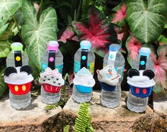 Water/ Bottle Markers, Party Favor, Fish Extender Gifts