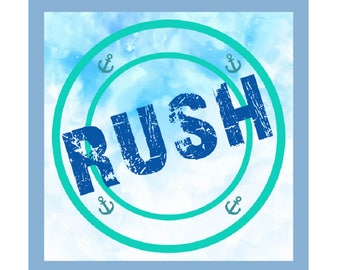 Rush Processing - Order Add On