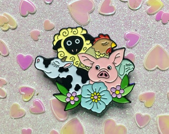 Pins 4 friends (charity Pin)