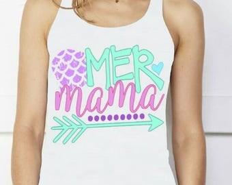 Women's Mer Mama Top