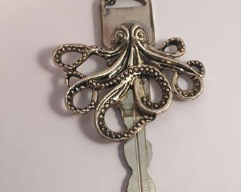 Key to kraken necklace
