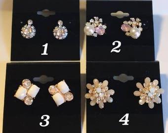 Fashion Earrings, Suds,