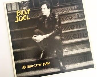 Billy Joel's An Innocent Man (1983)