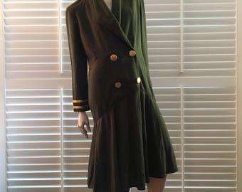 Vintage Caron Chicago dress