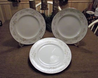 Noritake *-* PATIENCE *-* Dinner Plate, Set of 3 or Individual