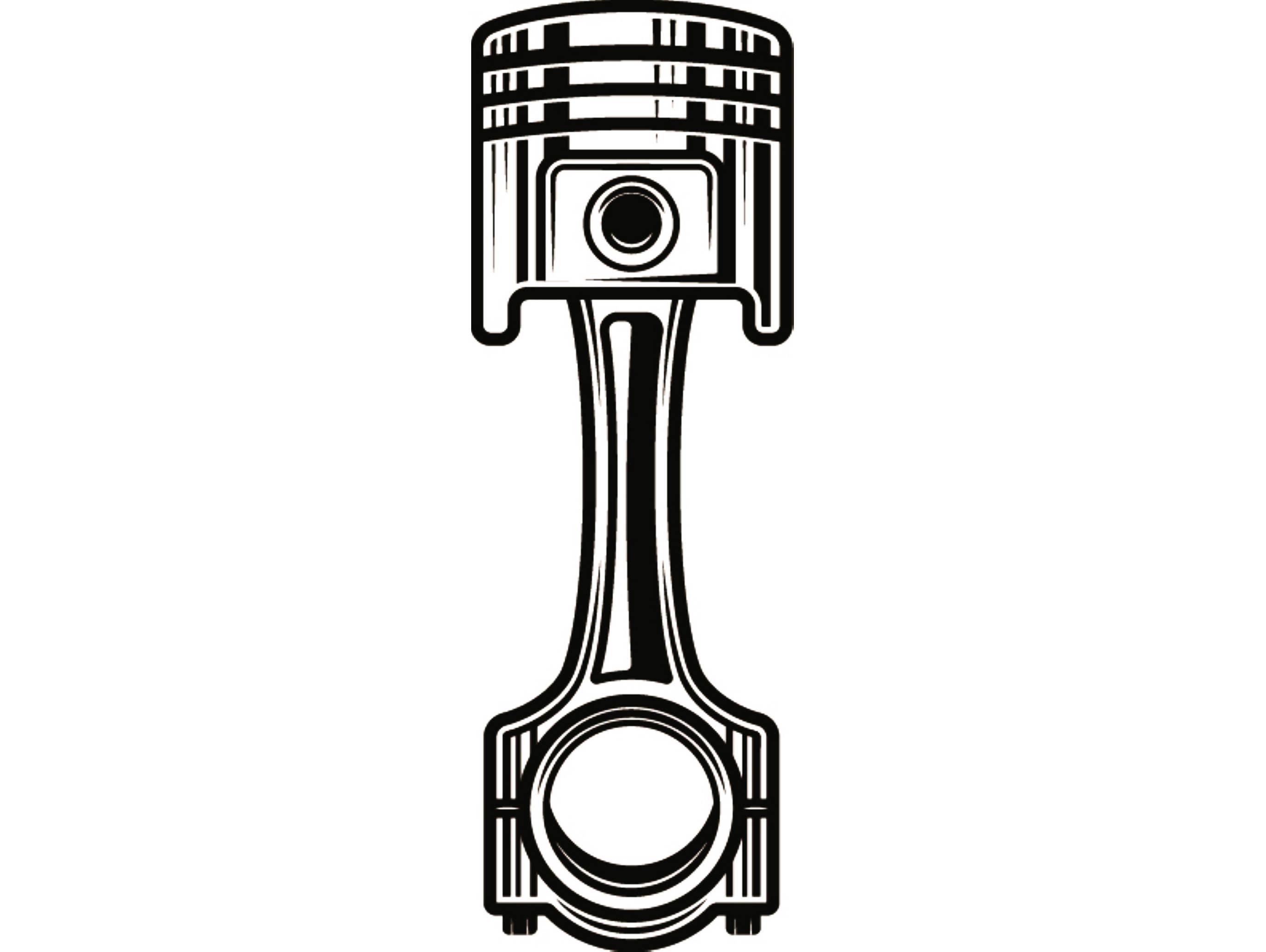 piston 3 chrome engine car vehicle auto part cylinder biker auto mechanic clipart images Auto Mechanic Tools