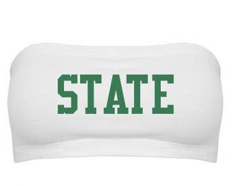 Michigan State Bandeau