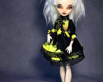 Monster high clothes free shipping dres sweet doll dress