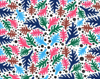 """Seaweed Wrapping Paper (20"""" x 29"""" Sheets)"""