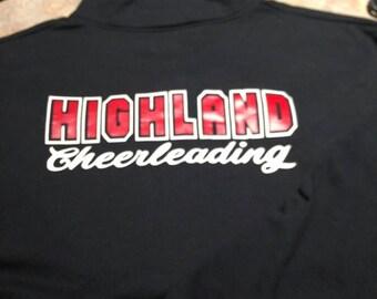 Highland Half Zip
