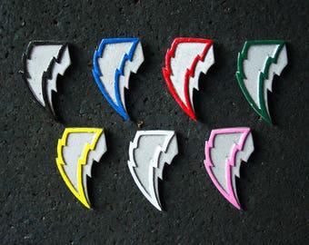 Power Rangers Logo Pin (BUNDLE DISCOUNT)