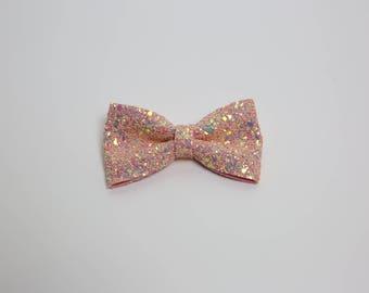 The Nova // sweet cream // glitter goodness // baby headband