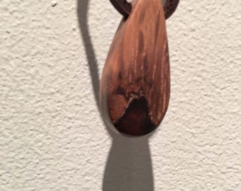 Wooden Pendant Oak/ Resin