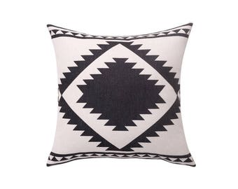 Aztec decorative pillow covers Tribal throw pillow covers Ethnic pillow case Geometric cushion case Navajo Pillow case Sofa home decor 18x18