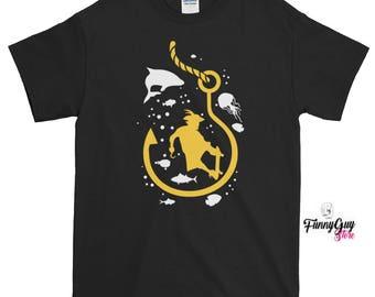Skater T shirt Cool Skater Tee Hook Skater Tee Skater Hook Tee Cool Tee Birthday Gift Skateboard T shirt Skate Lover Gift Graphic Tee