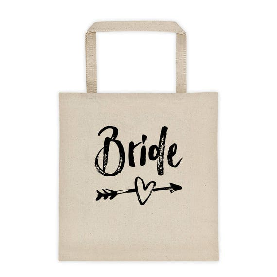 Bride Tote bag, Tote for Bride, Bride Gift, Bridal Tote Bag, Bridal Shower Gift Bag, Bridal Shower Tote BagTote for Bride, Bride Gift, Bride