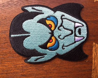 Embroidered Dracula Patch