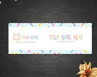 Facebook cover template | Etsy