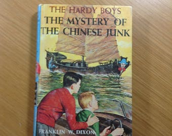 The Mystery Of The Chinese Junk 1960