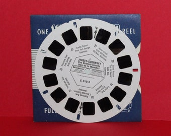 Vintage Sawyers Viewmaster Reel Jersey Guernsey Channel Islands C310-3