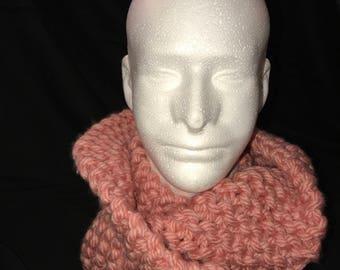 Knit Scarf/Knit Infinity Scarf
