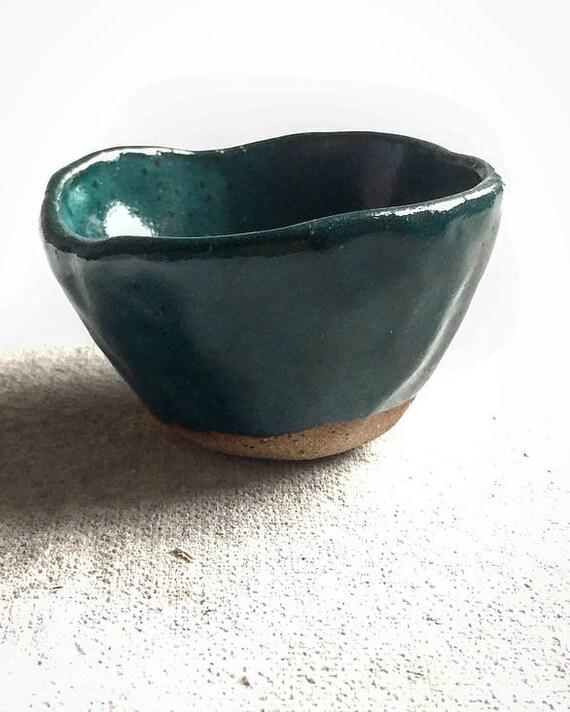 Spring Stream Pinch Bowl