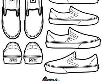 Create your own custom Vans
