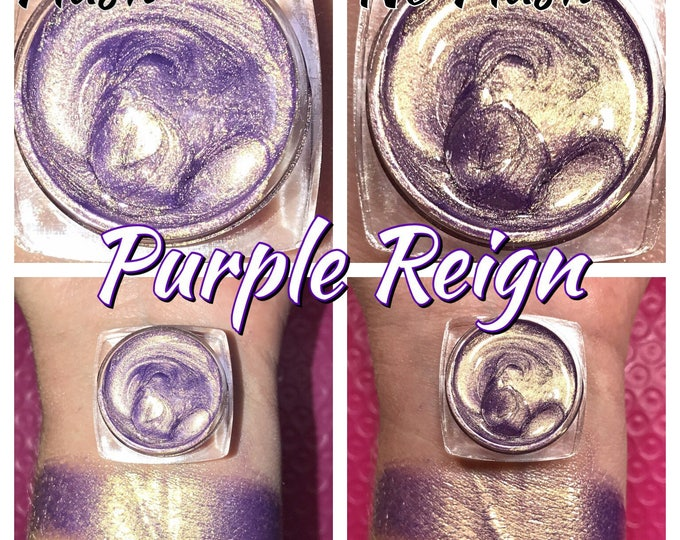 PURPLE REIGN - Metallic Lip Glaze