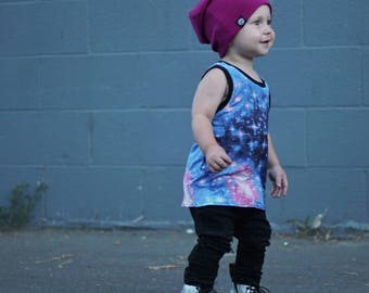 Tank top - galaxy - toddler tank