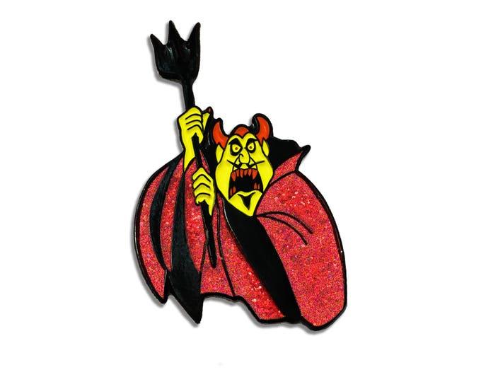 Mr Toad's Devil Pin