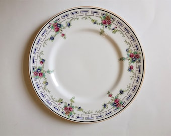Antique Royal Doulton Plate Collectible Royal Doulton Dinner Plate E 10000