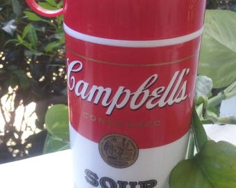 Campbells Soup Thermos