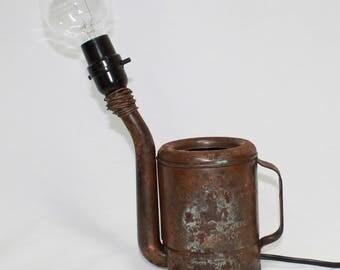 One Quart Oil Lamp