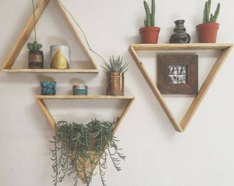 Triangle Wall Art