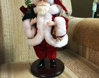 """11"""" traditional Santa"""