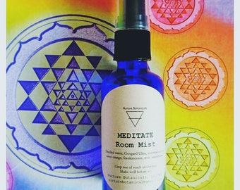 Meditate Room Mist