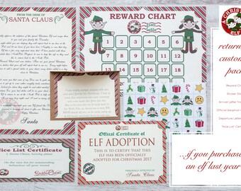 Returning Elf Pack