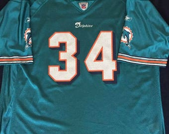Vtg Rickey Williams Miami   Dolphins