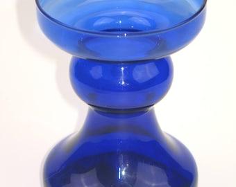 Vintage 60s Pop Art candle holder by INGRID GLAS