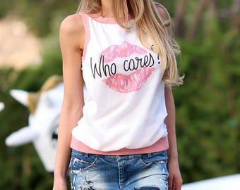 Who cares cotton top