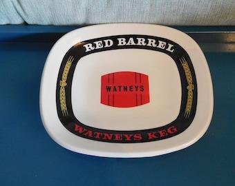 Vintage Retro Watneys Red Barrel Astray