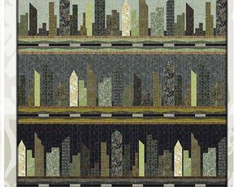 Urban Legend Quilt Pattern