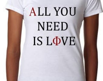 All You Need is Love - Alpha Phi